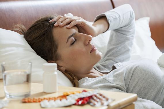 Como é realizada a cirurgia de enxaqueca frontal?